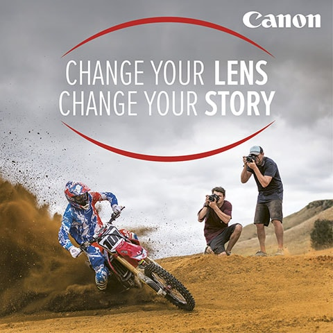 Canon – Change Your Lens